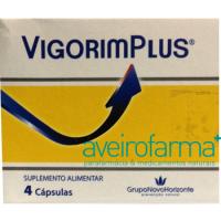 Vigorim Plus 4 capsulas